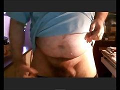 argentinian grandpa bear wanking