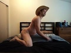 Grind'em Cowboy!