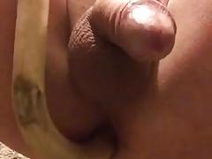 Massage de la prostate avec ejaculation