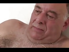daddy play and cum