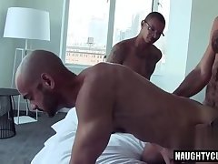 Latin jock interracial and cumshot