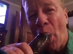 Neal Sucks off a BIG BEAUTIFUL BLACK COCK!