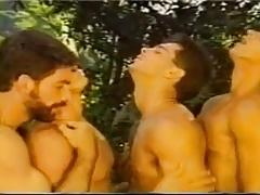 Gay Frottage cumshot