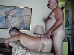 Fat men fucking a mature men