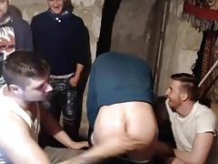 5 guys on a webcam fucking around.