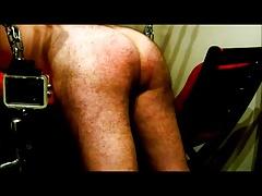 spanking my slave