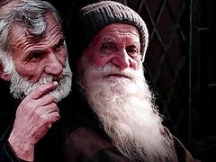 Old Men Beauty 2