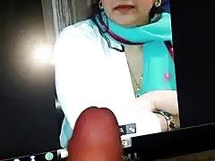 Dirty muslim pakistani whore