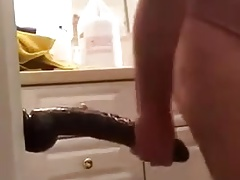 Dildo ride gay