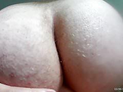 ToyRide 3, Big Dildo sloppy anal