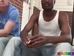 Mason Winters Wants To Try A Black Cock