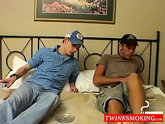 Men Kenny and Christian love hot mutual sucking