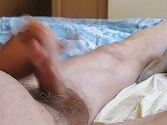 Wank & Spunk - 25th January 2018, 2nd wank