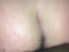 My black top fucks me bare