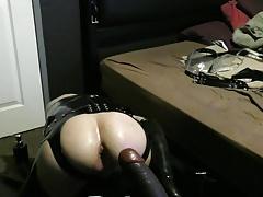 Sydney Sub Slut: BRUTAL ANAL DESTRUCTION (NEW) - PT1