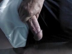 Maduro masturbandose