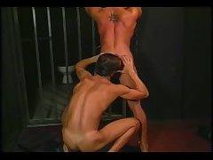 Naughty Gay Guys Fucking In Prison