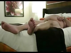 grandpa show and play on webcam