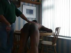 Daddy Master Straps his Boy