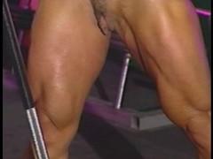 bodybuilding happy button