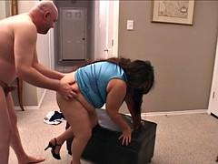 Anal Mexican Big Butt BBW Granny Abuse
