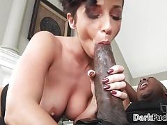 Big Butt and BBC - Jada Stevens - DarkX