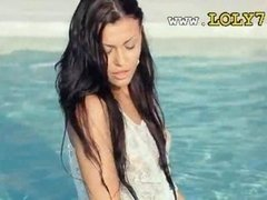 What are you anticipating to check Incredible pool wow sex with adorable girl
