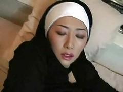 Sakura Sena - The Good Nun