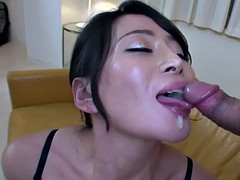 hot fellatio from skinny japanese