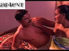 Cltushic Indian plumb mallu aunty worshipped undressed on bed first-class tush