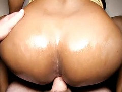 monstercock lboy and white guy fucks her ass