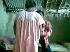 Non-pro Indian Couple Spy Cam