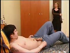Rijpe lesbienne, Russisch