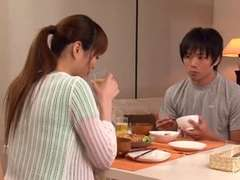Japanese MUMMY Seduction (censored)