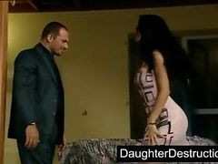 Attractive Daughter Humiliation