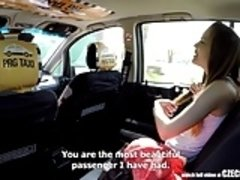 Cutest Teen Gets a Free Taxi Ride