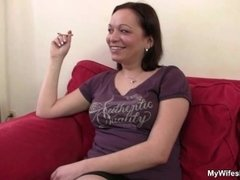 Cock-hungry mom spreads legs for son-in-law