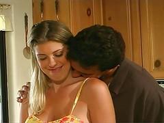 Hot Breasty Bree Brooks Makes love In K