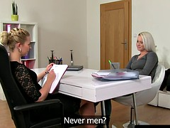 Entrevista, Lesbiana, Strapon