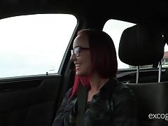 Redhead Tight Amateur Creampie