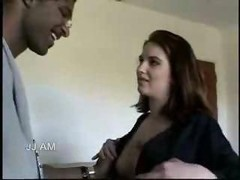 wife interracial get down and dirty with black well-known of husband