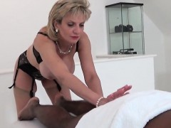 Adulterous british milf lady sonia presents her large natura