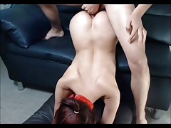 Anal and Triple Facial