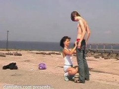 russian amateurs making love outdoors 2