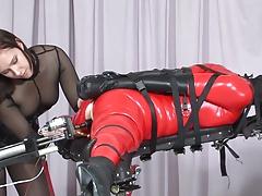 BDSM fucking machine