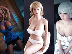 JINGDOLL:113 Charming Sex Dolls In 3 Minutes