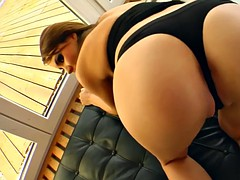 Ass Traffic Young babe with braces gets her ass rammed