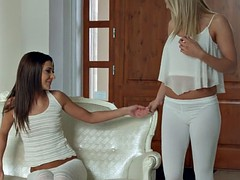 Book of 69 by Sapphic Erotica - lesbian love porn with