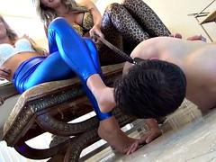 Mistress Foot Worship 11