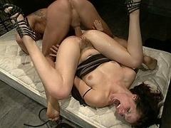 Садо мазо, Брутальный секс, Дилдо, Эмо, Экстремальный секс, Унижение, Наказание, Рабыни